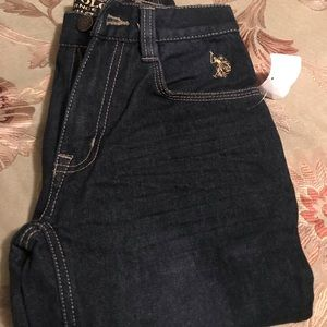 Boys Blue Wash Jeans
